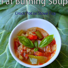 "Low Carb Crock Pot ""Fat Burning Soup"""