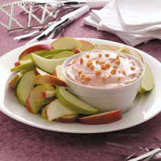 Nutty Caramel Apple Dip Recipe