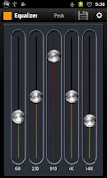 Screenshot of AnEq Equalizer Free