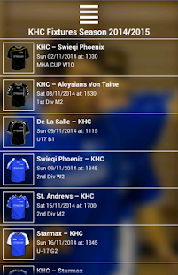 Kavallieri Handball Club Malta - screenshot