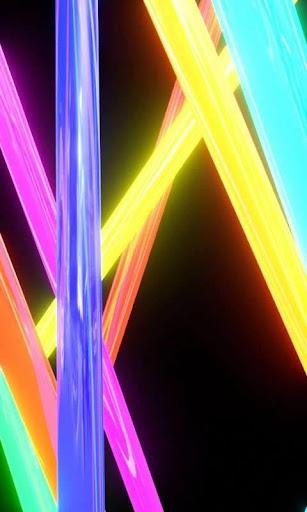 【免費個人化App】Neon lights free-APP點子