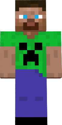 Steve Minecraft Skin Download minecraft steve skin d...
