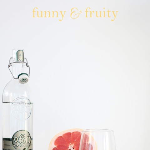 Funny & Fruity Signature Drink