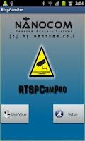 Screenshot of RtspCamPro