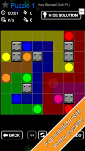 Link Blocked -puzzle game - screenshot