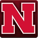 Nebraska Cornhuskers Clock icon