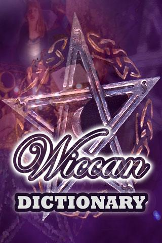 Wiccan Dictionary Complete