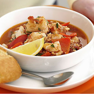 Spicy Fish Stew