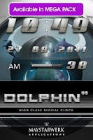Screenshot of dolphin weather ringtone