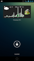 Screenshot of SleepWidget
