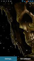Screenshot of Scary Live Wallpaper