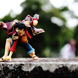 Siap menyeraang!!! by Fredy Saputra - Artistic Objects Toys ( toy, object )