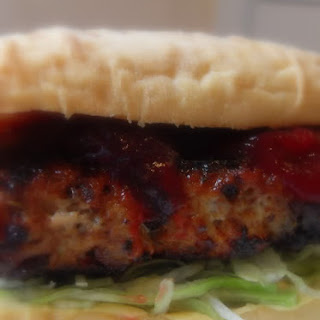 Turkey Burgers With Cranberry Sauce Recipes