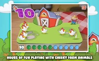Screenshot of Farm 123 ~ StoryToys Jr.