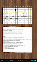 Screenshot of Crossword Kingdom