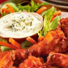 Hot 'n' Spicy Chicken Wings
