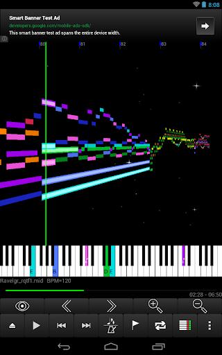 MIDI Voyager Pro - screenshot