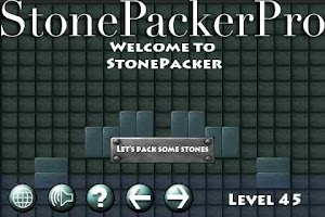 Screenshot of StonePacker Pro