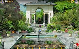 Screenshot of Hidden Objects Quest 1