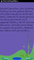 Screenshot of Aşkın Sözleri
