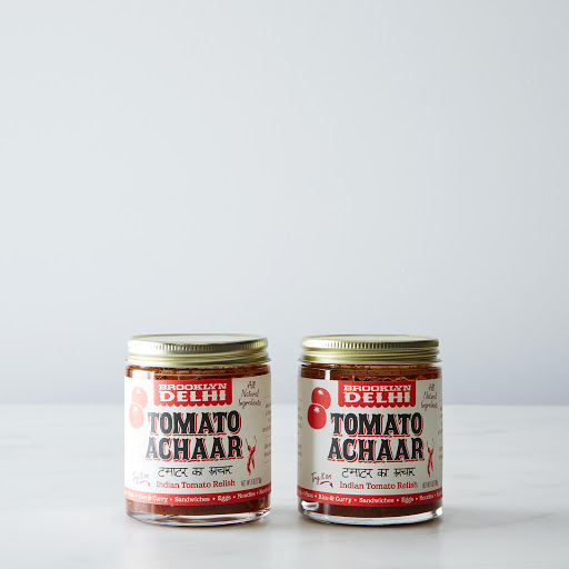 Tomato & Garlic Achaar (2 Jars)