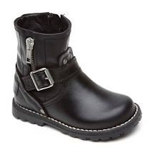 Step2wo Mini Shaft - Stylish Leather Boot BOOT