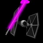 JediClock - Purple icon