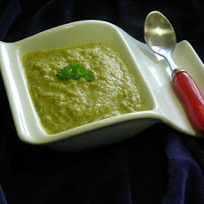 Easy but Elegant Broccoli Soup