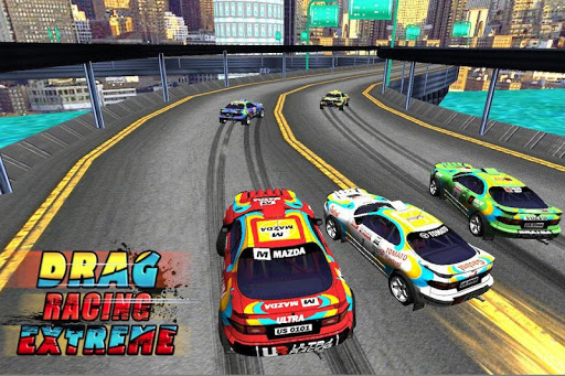 Drag Racing Extreme (3D Game) - screenshot