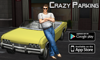 Screenshot of Crazy Parking Car King 3D