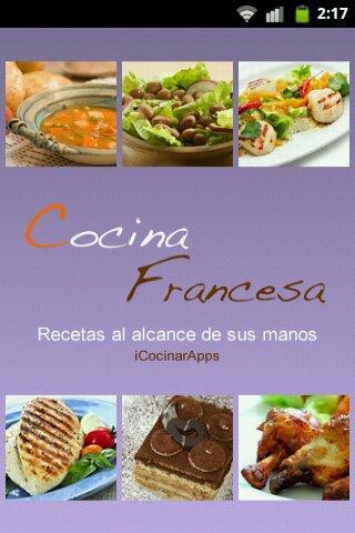 iCocinar Cocina Francesa