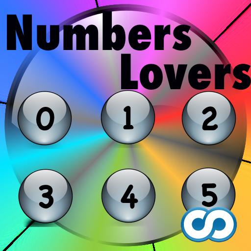 Numbers Lovers Pro LOGO-APP點子