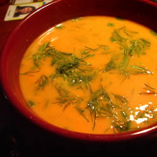 Carrot Dill Soup