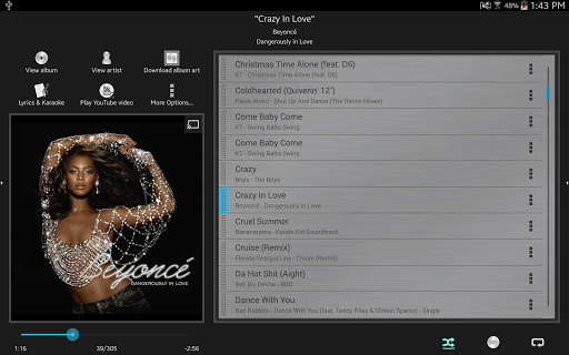 Music Player (Remix) v1.6.0 Android