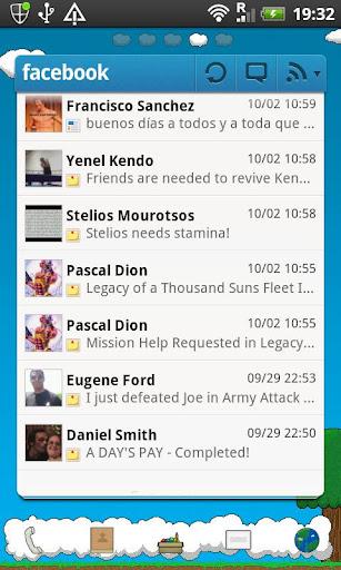 【免費個人化App】GO Launcher Ex Theme Xel-APP點子
