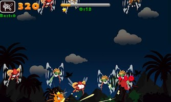 Screenshot of Speed Touch