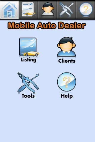 Mobile Auto Dealer