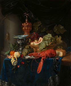 RIJKS: Pieter de Ring: painting 1660