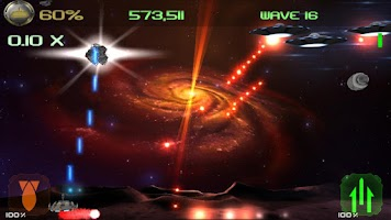 Screenshot of Alpha Wave