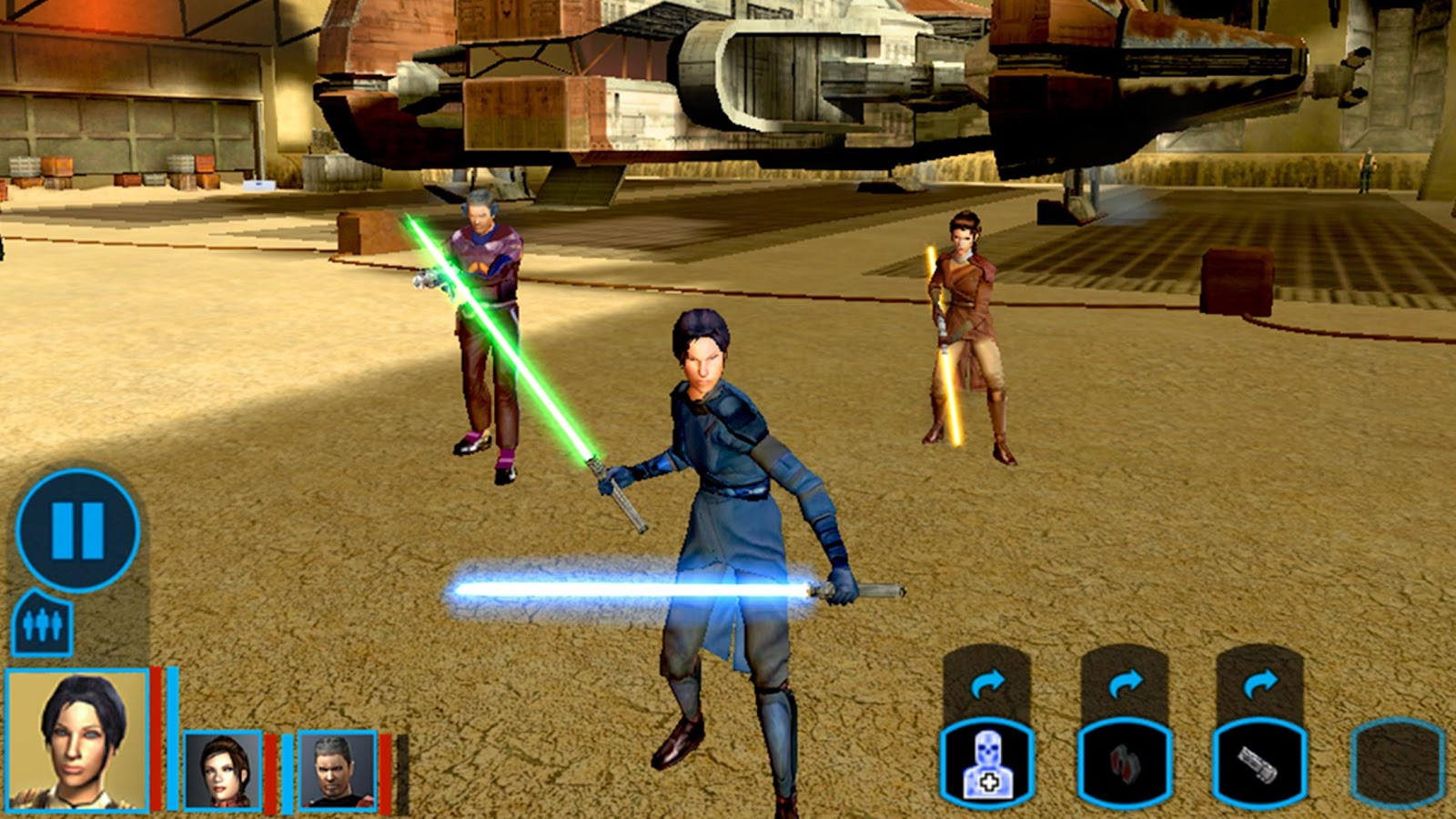 Star Wars™: KOTOR Screenshot 17