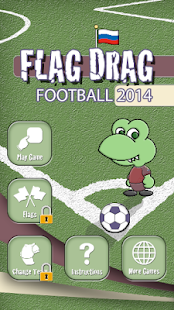 Flag Drag 2014 (Russia) - screenshot