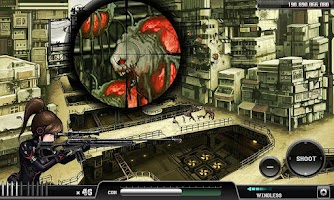 Screenshot of Ghost Sniper : Zombie