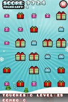 Screenshot of Bubble Blast Holiday