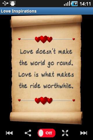 Love Inspirations
