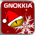 GOSMSTHEME RED CHRISTMAS BALLS icon