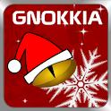 GOSMSTHEME RED CHRISTMAS BALLS icon