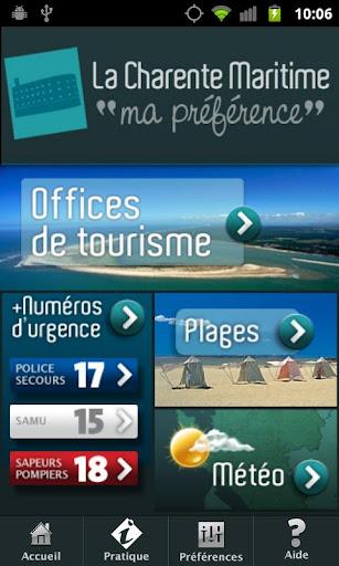 玩旅遊App|Vacances en Charente Maritime免費|APP試玩