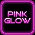 ADW Theme Pink Glow