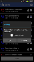 Screenshot of MP3 Call Recorder