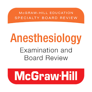 Cover art Anesthesiology Board Review